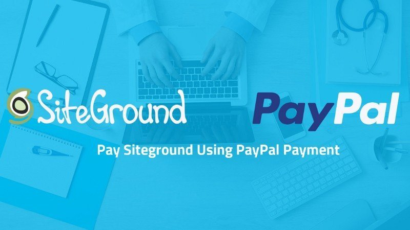 How to Purchase Web Hosting on Siteground using Paypal Payment